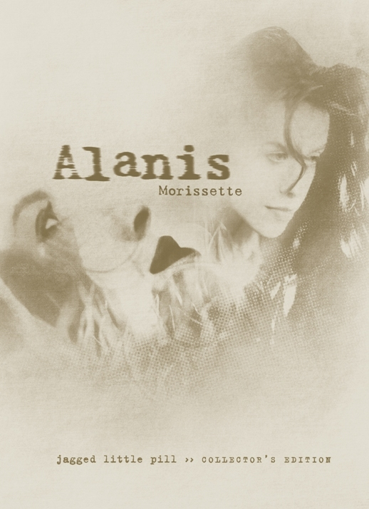 ALANIS MORISSETTE - Jagged Little Pill:Collector's Edition