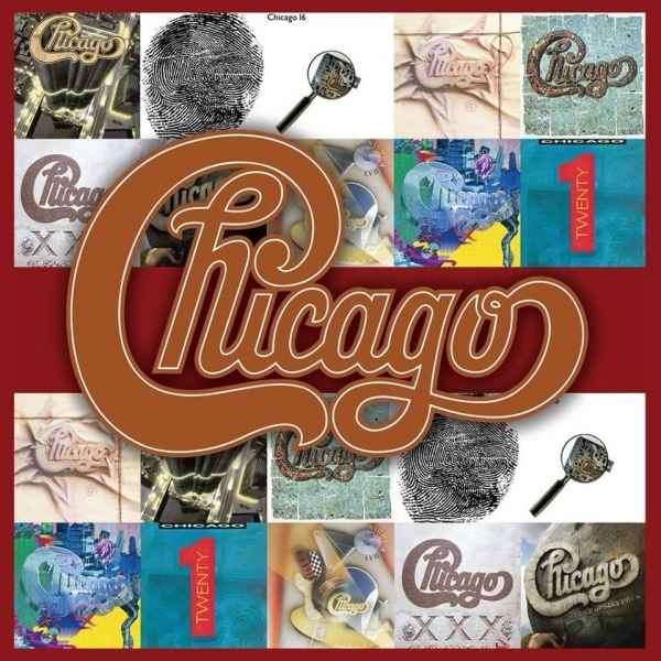 CHICAGO - The Studio Albums Vol. 2 (1979-2008)