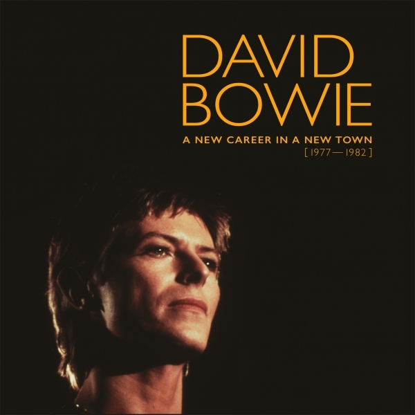 DAVID BOWIE - A New Career In A New Town (1977 – 1982)
