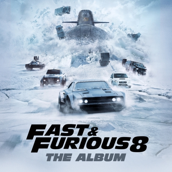 VARIOUS - Fast & Furious 8: The Album