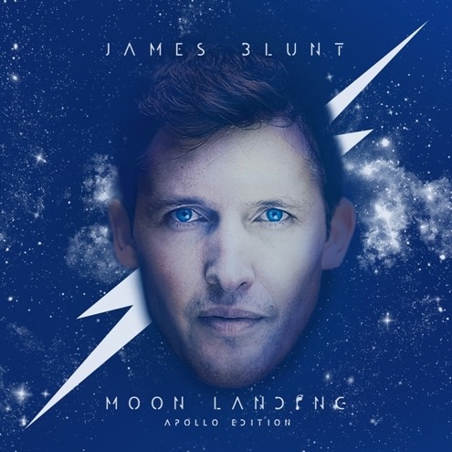 JAMES BLUNT - Moon Landing: Apollo Edition