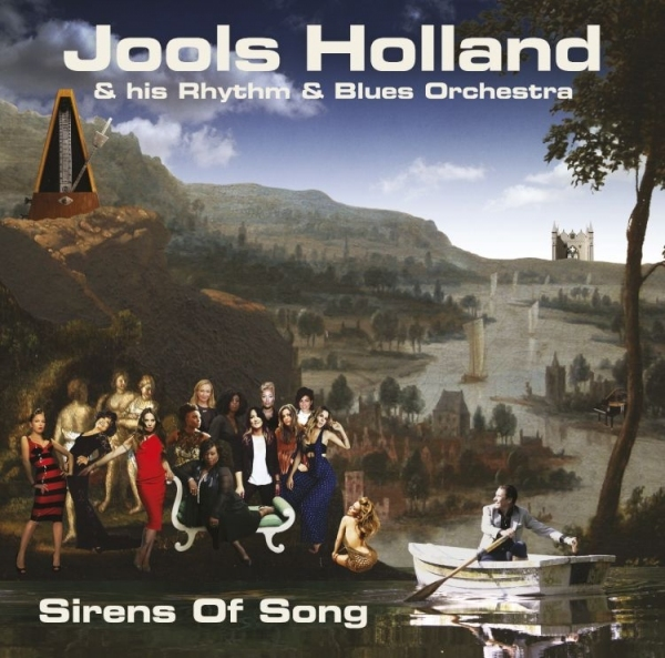 HOLLAND, JOOLS&HIS RHYTHM&BLUES - Sirens Of Song