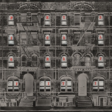 LED ZEPPELIN - 40th Anniversary Led Zeppelin Physical Graffiti Deluxe Edition
