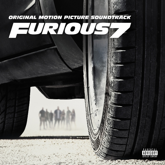 VARIOUS ARTISTS - Furious 7: Original Motion Picture Soundtrack