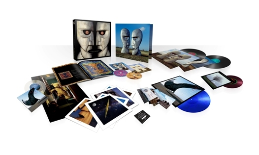 PINK FLOYD - The Division Bell – 20th Anniversary Box Set