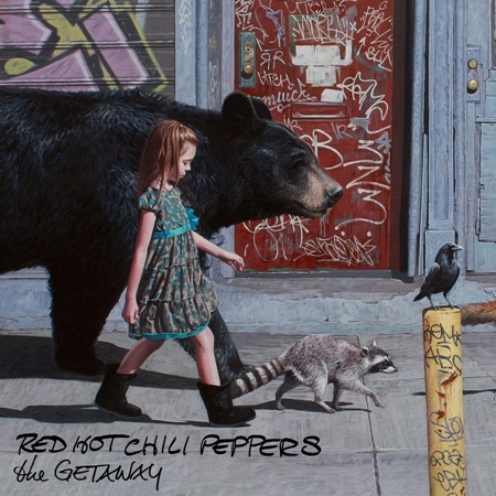 RED HOT CHILI PEPPER - The Getaway