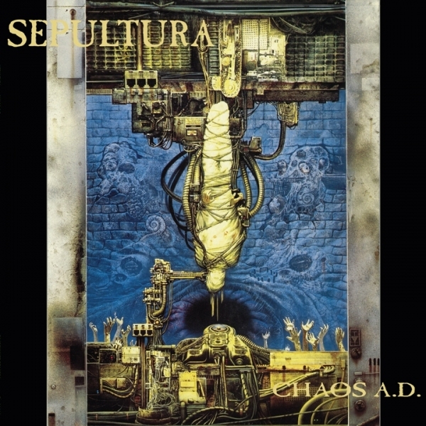 SEPULTURA - Chaos A.D.: Expanded Edition