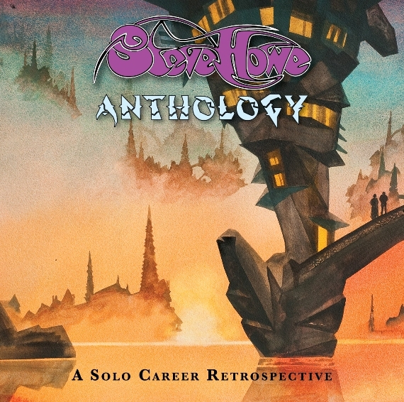 STEVE HOWE - Anthology