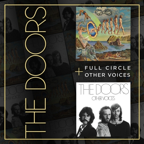 DOORS, THE - Other Voices & Full Circle