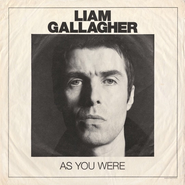 LIAM GALLAGHER - As You Were